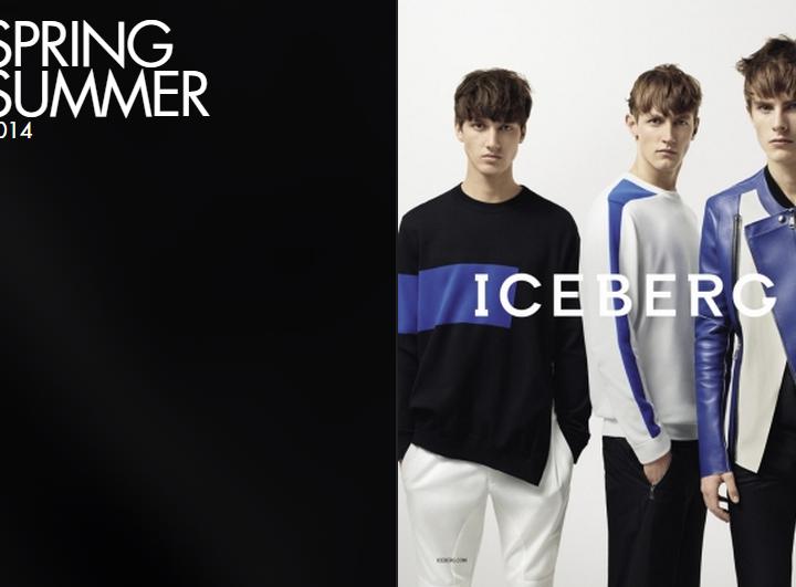 Iceberg, für Ihn - Fashion News 2014 Frühlings- und Sommerkollektion