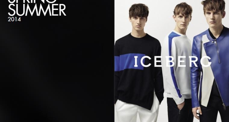Iceberg, für Ihn - Fashion News 2014 Frühlings- und Sommerkollektion (29.Juni hochstellen, VOR Iceberg women)