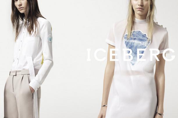 Iceberg, für Sie - Fashion News 2014 Frühlings- und Sommerkollektion