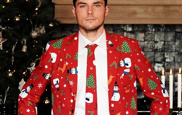 OppoSuits - The Media hype about THE Christmas trend