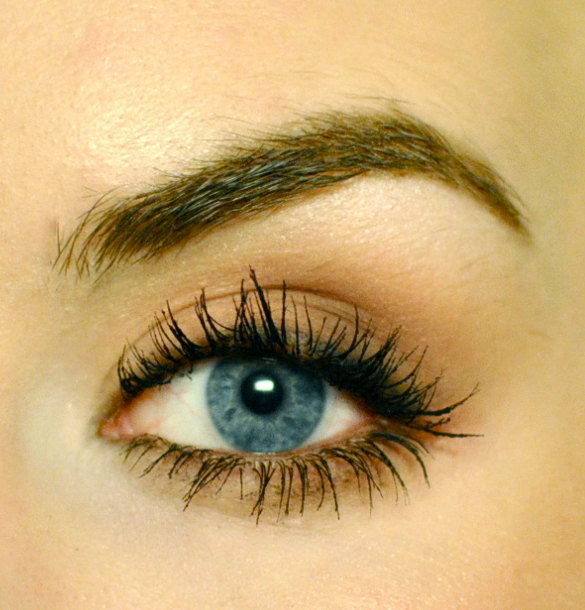 Styling And Beauty Tip Berlin Easy Natural Eye Makeup Read The Trieb