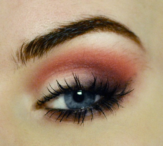 Styling- und Beauty-Tipp Berlin | Red Smokey Eye