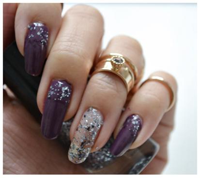 Manicure Monday | NAIL TUTORIAL #Essie Luxe Effect inspirierte Nägel für Silvester