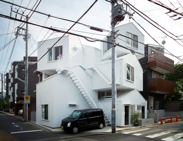 Architektur im Fokus: Sou Fujimoto