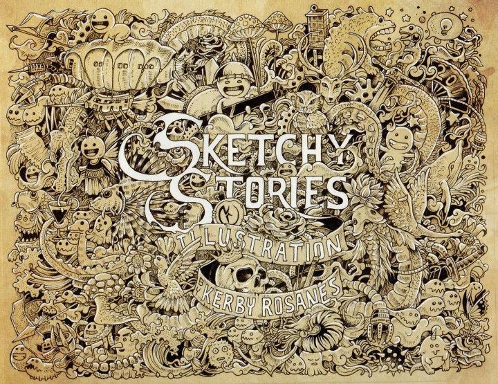 Künstler im Fokus: Sketchy Stories by Kerby Rosanes