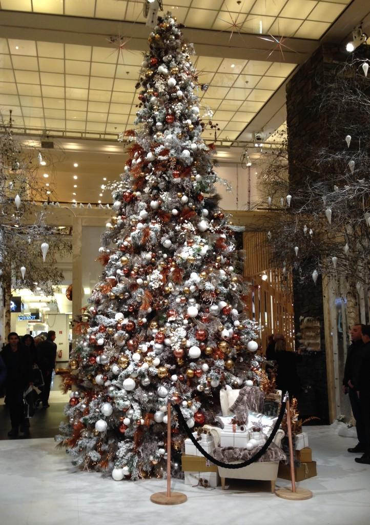 Weihnachtsdekoration – Inspirationen im KaDeWe