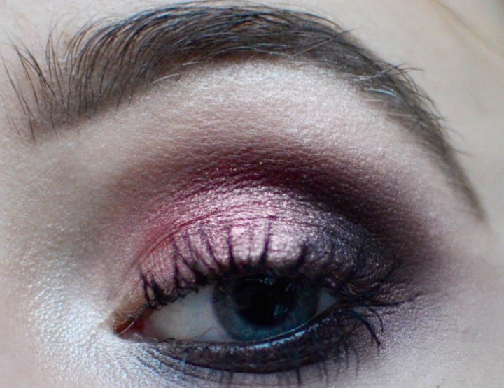 Styling- und Beauty-Tipp | Cranberry Christmas Look