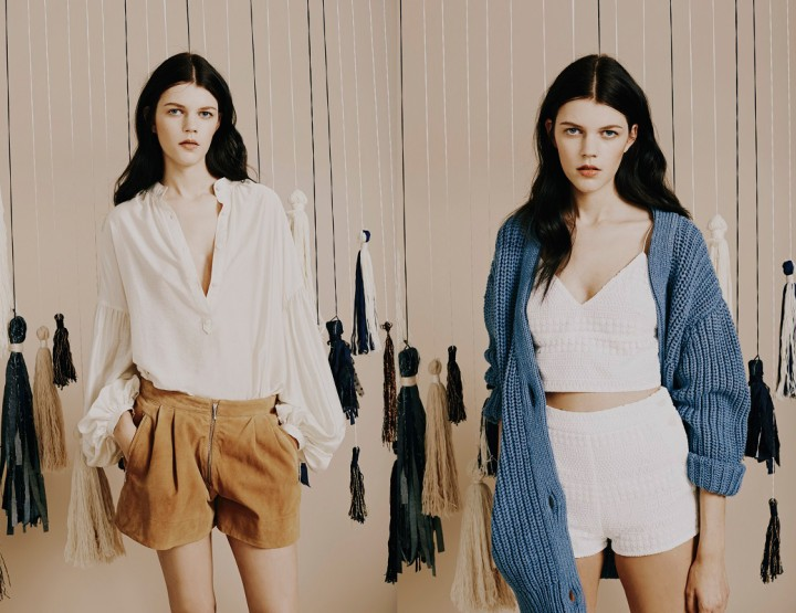 Sessùn, für Sie - Frühjahr & Sommer 2015 - Fashion News