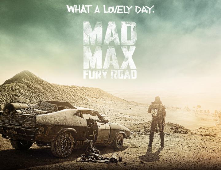 Der epische neue Trailer zu Mad Max: Fury Road!