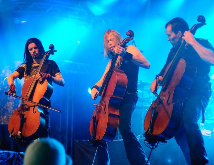 Musiktipp: Apocalyptica in der Columbiahalle