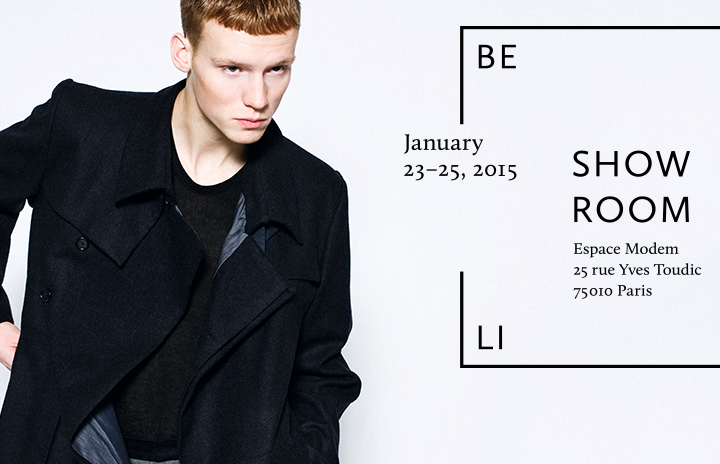 Fashion Week Januar 2015: Berlin Showroom startet in die neue Saison