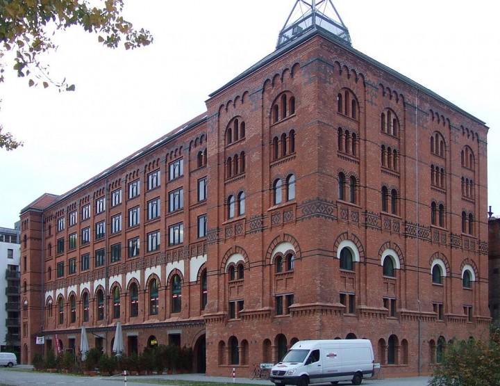 Urban Exploring: Alte Brauerei Friedrichshain - Die Böhmische Brauerei