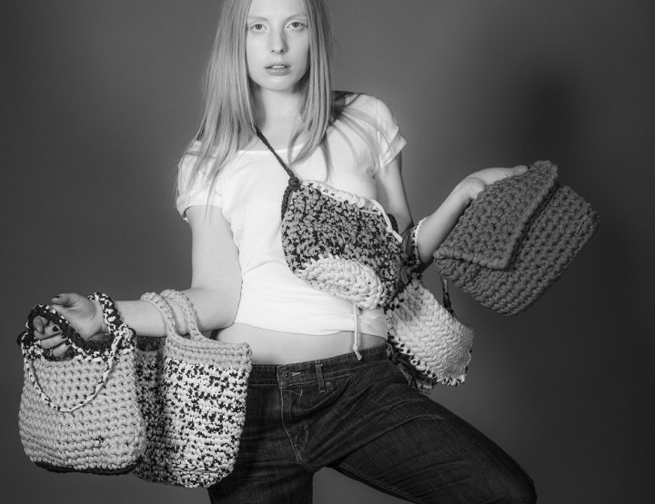 Fernande & Gilda Crochet Bags, for women- Fashion News 2015 Fall and Winter Collection