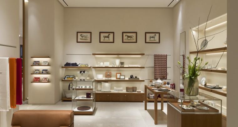 Eröffnung der Hermès Boutique Düsseldorf Januar 2015