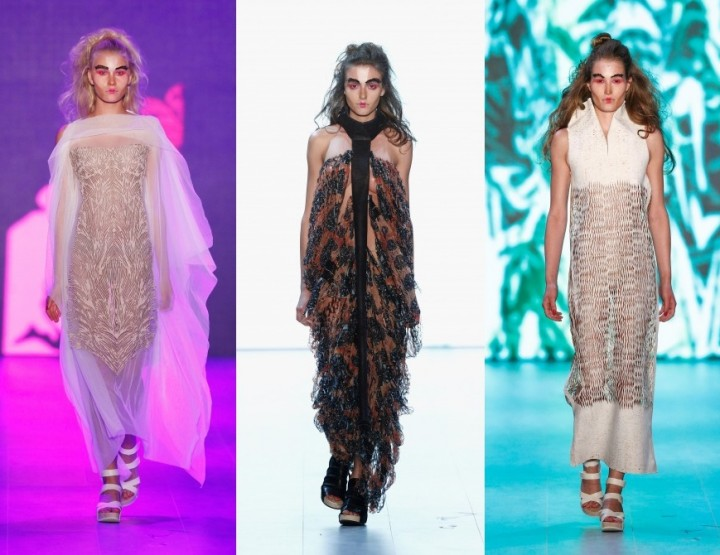 Mercedes-Benz Fashion Week Berlin, Januar 2015 – Johny Dar, für Sie F/S15