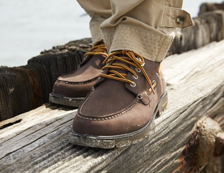 Fashion News 2015: Der neue Lug Chukka von Sperry Top-Sider