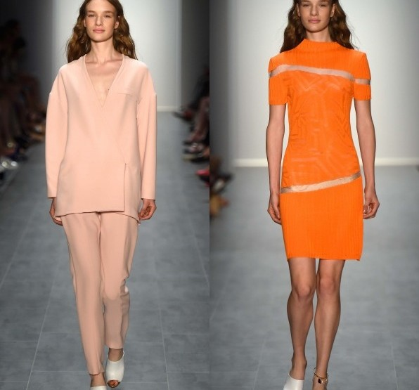 Mercedes-Benz Fashion Week Berlin, Januar 2015 – Malaika Raiss, für Sie F/S15