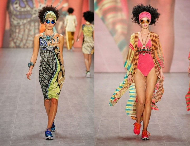 Mercedes-Benz Fashion Week Berlin, Januar 2015 – Miranda Konstantinidou, für Sie F/S15