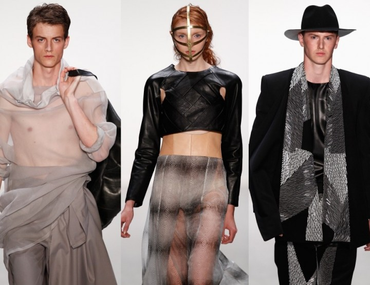 Mercedes-Benz Fashion Week Berlin, January 2015 – Universität der Künste, for men & women S/S15