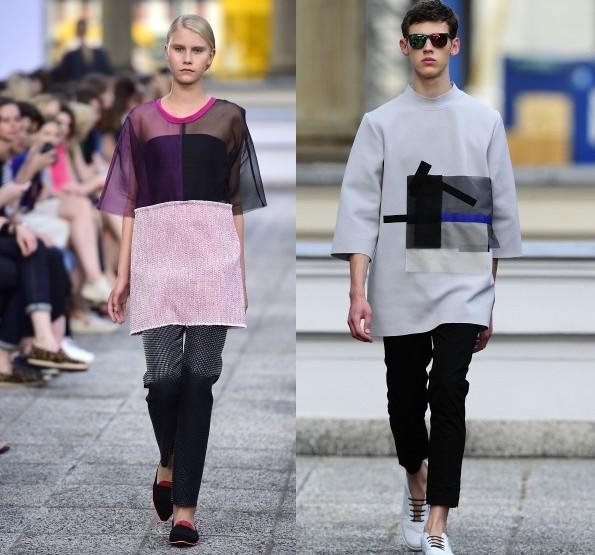 Mercedes-Benz Fashion Week Berlin, Januar 2015 – Vladimir Karaleev, für Sie & Ihn F/S 15