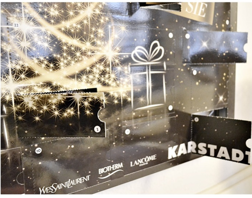 Karstadt Weihnachtskalender.Hot Or Not Karstadt L Oréal Adventskalender Read The Trieb