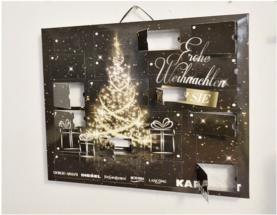 HOT or NOT | Karstadt/L'oréal Beauty Adventskalender