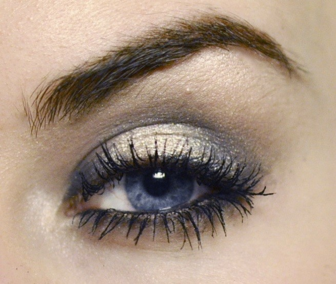 Styling- und Beauty-Tipp Berlin | Halo Smokey Eye