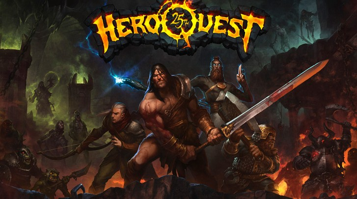 The Retro Board Games are Back: Hero Quest is celebrating its 25th anniversary