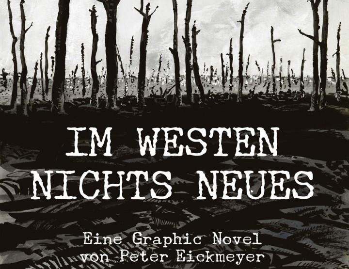 Comictipp: Im Westen nichts Neues von Peter Eickmeyer