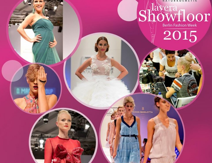 lavera Showfloor @ Berlin Fashion Week Januar 2015 - Was erwartet euch?