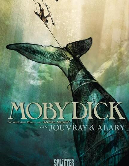 Comic Tipp: Moby Dick | Seemannsgarn neu verzeichnet