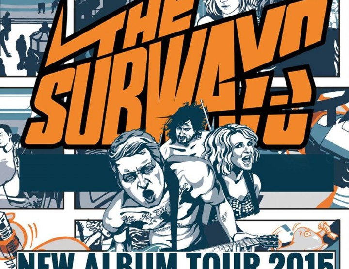 Musiktipp: The Subways in Berlin