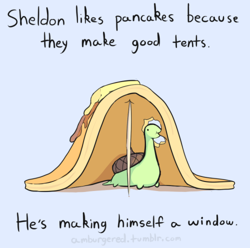 Outstanding Artists: Sheldon, a tiny dinosaur