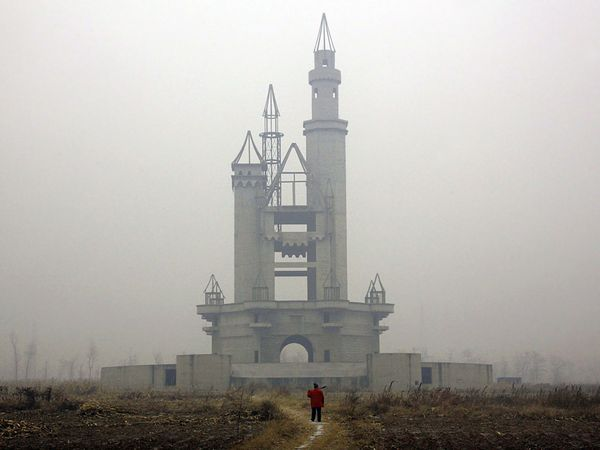 Urban Exploring Worldwide: Chinas Disneyland