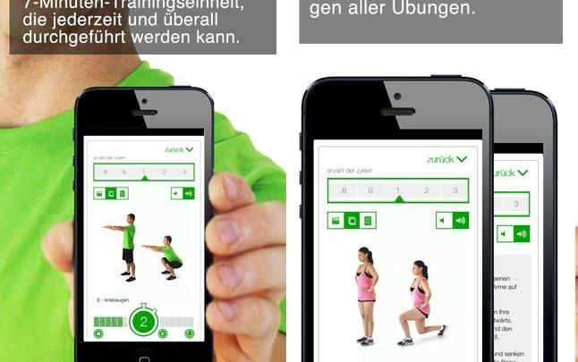 Gesunder Lebensstil – Workout for busy people