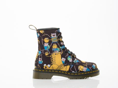 Die besten Boots: Adventure Time Stiefel von Dr. Martens