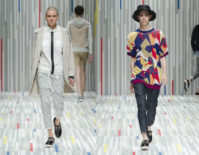 Factotum, für Sie & Ihn F/S15 - Mercedes-Benz Fashion Week Tokio, März 2015