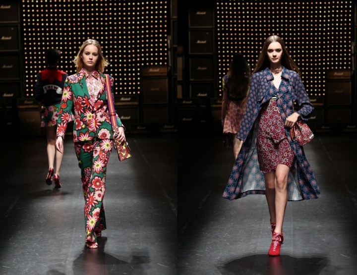 House of Holland, für Sie F/S 15 - Mercedes-Benz Fashion Week Tokio, März 2015