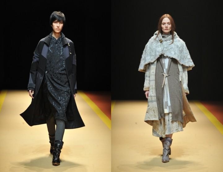 Matohu, für Sie F/S 15 - Mercedes-Benz Fashion Week Tokio, März 2015