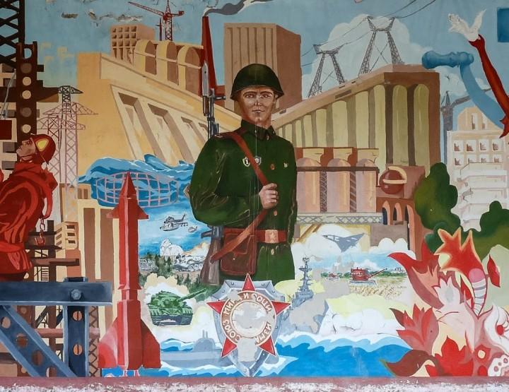 Urban Exploring: Die Kaserne Vogelsang - Ein Ort aus vergangener Zeit