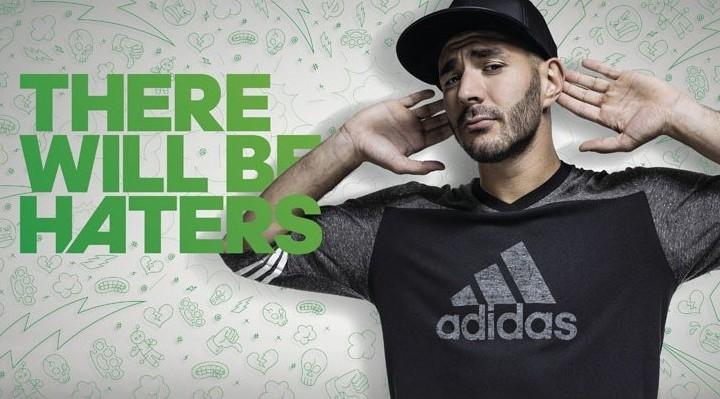 adidas präsentiert neue Fußballschuh-Kollektion: #ThereWillBeHaters