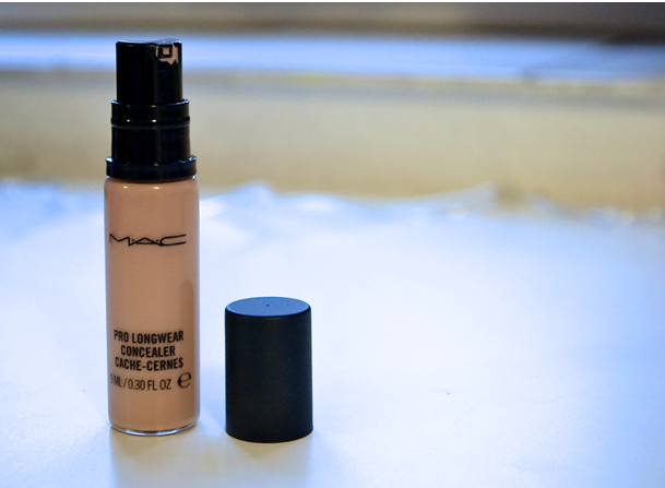 HOT or NOT | Produktrezension- MAC Pro Longwear Concealer
