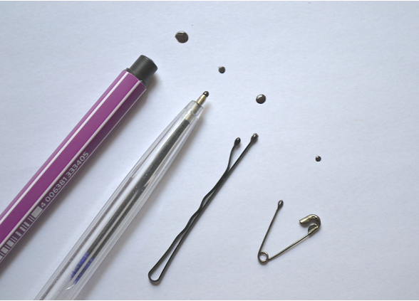 Tip Tuesday |Alternative für Dotting Tools