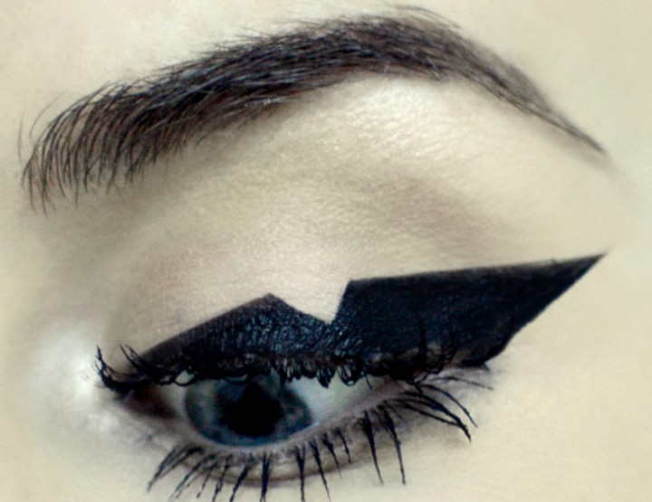 Styling- und Beauty-Tipp Berlin | Flash inspired Eyeliner