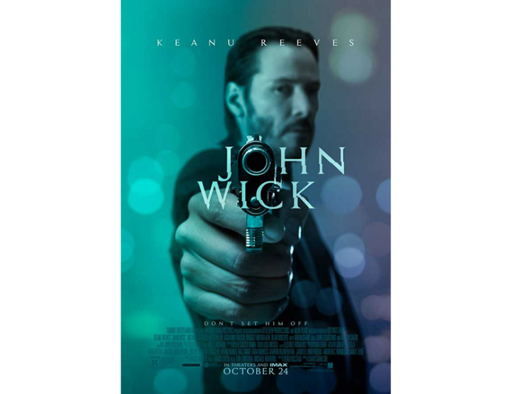 Kinotipp: John Wick - Keanu Reeves dreht auf
