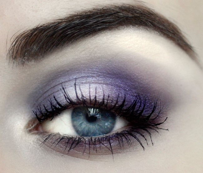 Styling- und Beauty-Tipp Berlin | Lilac Make-up