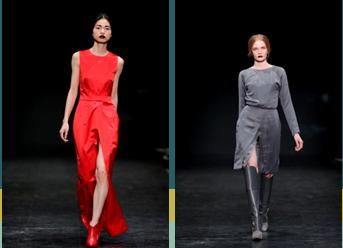 Lisboa Fashion Week, Juni 2014 präsentiert - Luis Carvalho, für Sie - Herbst- und Winterkollektion 2014