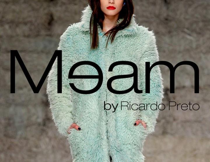 Lisboa Fashion Week, Juni 2014 präsentiert - Meam by Ricardo Preto, für Sie - Herbst- und Winterkollektion 2014