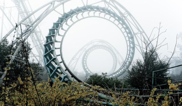 Urban Exploring: Nara Dreamland- Japans Ersatz-Disneyland