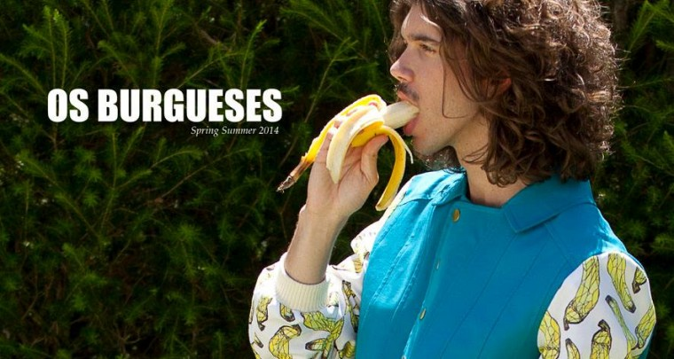 Lisboa Fashion Week, Juni 2014 präsentiert - Os Burgueses, für Sie & Ihn - Frühlings- und Sommerkollektion 2014